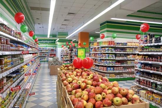 Физические объемы розничной торговли выросли на 5,4% фото, иллюстрация