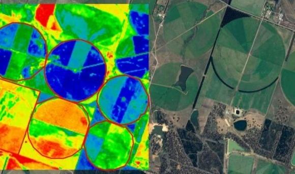 Спеціально для аграріїв запустять супутник фото, ілюстрація