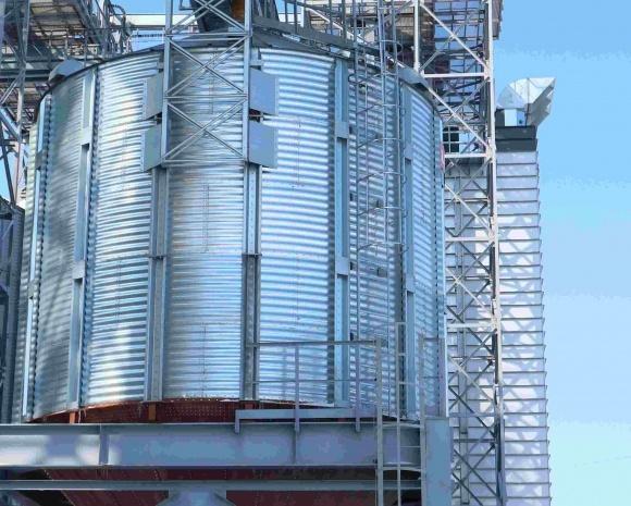 «Росток-Холдинг» збільшив потужності з сушіння зерна фото, ілюстрація