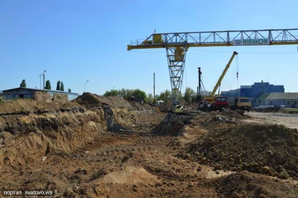 Нибулон строит новый комплекс с железнодорожными путями фото, иллюстрация
