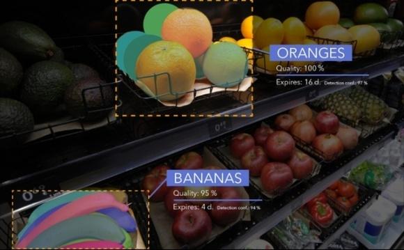 Магазины внедряют технологию распознавания свежих продуктов  фото, иллюстрация