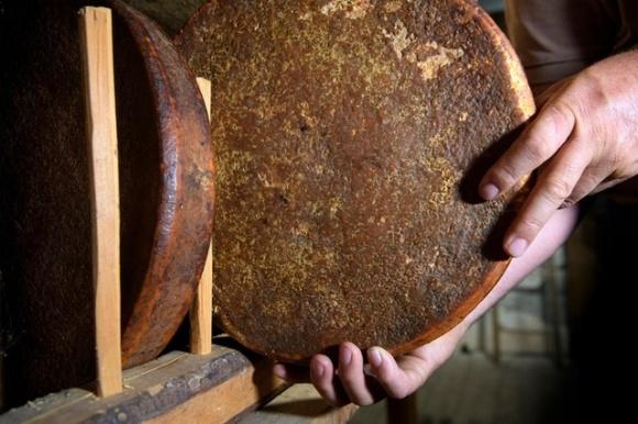 У швейцарському селі знайшли 142-річний їстівний сир фото, ілюстрація