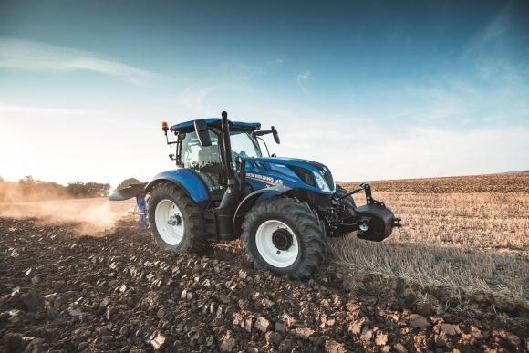 New Holland расширяет модельный ряд тракторов Т6 фото, иллюстрация