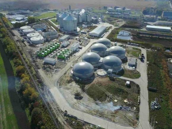 Новая биогазовая технология в Теофиполе фото, иллюстрация