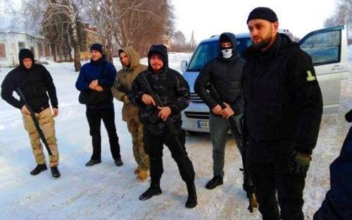«Тітушки»-рейдери стріляють на Чернігівщині. Влада безпомічна фото, ілюстрація