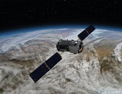 За украинским земледелием начали наблюдать из космоса фото, иллюстрация