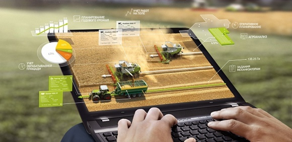 Як контролювати процес вегетації посівів комплексно? фото, ілюстрація