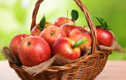 Фермерське господарство «Гадз» вперше експортувало яблука в Гонконг та Лівію фото, ілюстрація