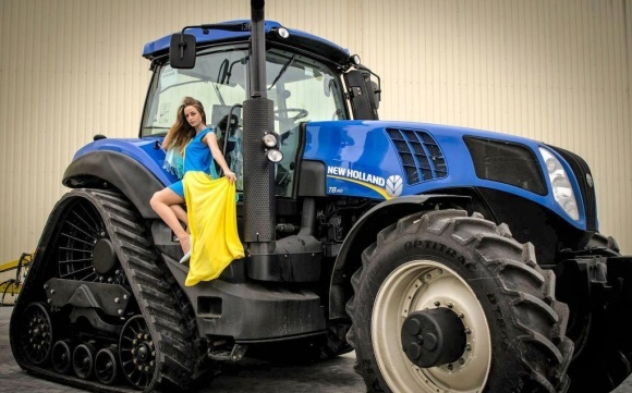 New Holland откроет новый дилерский центр на Тернопольщине фото, иллюстрация
