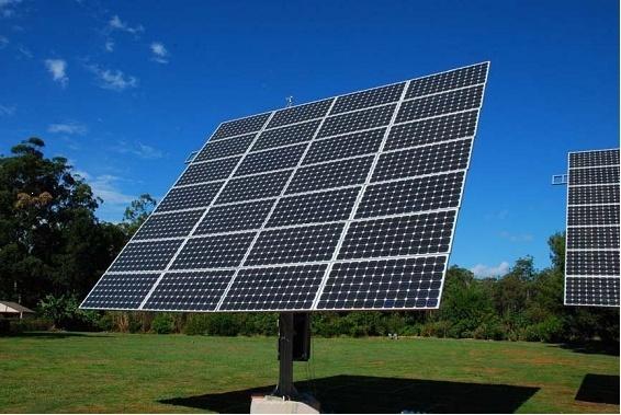 В житомирском агроуниверситете установили треккерную систему солнечных батарей фото, иллюстрация
