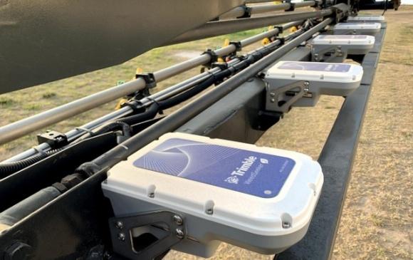 Agritechnica-2019: Trimble презентував систему обприскування, здатну знизити витрати гербіциду вдесятеро фото, ілюстрація