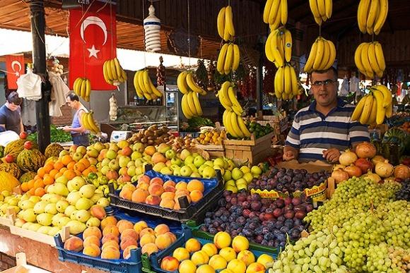 Россия открыла дорогу для турецкого экспорта фото, иллюстрация