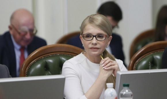 Тимошенко обжалует в КС законность запуска рынка земли без всеукраинского референдума фото, иллюстрация