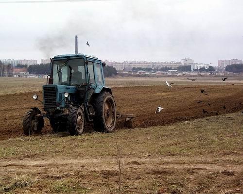 Украинскому агросектору катастрофически не хватает трактористов фото, иллюстрация