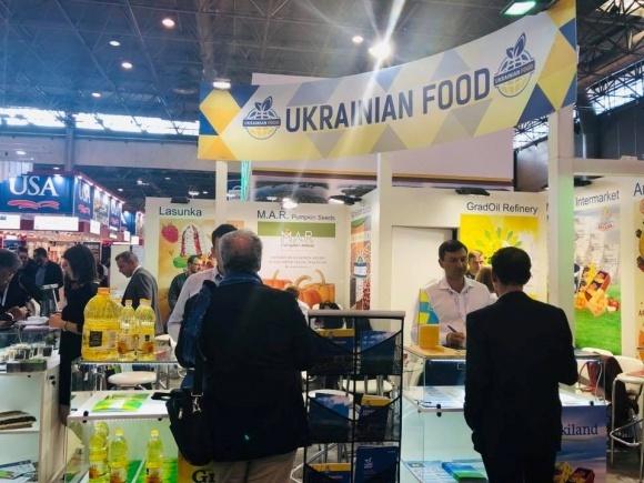 Близько 60 компаній з України беруть участь у найбільшій продовольчій виставці світу SIAL Paris 2018 фото, ілюстрація