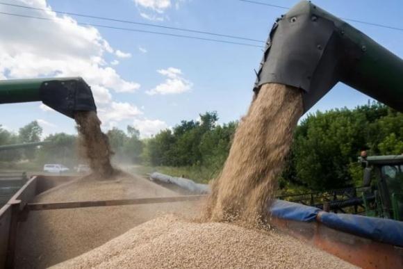 У Полтавській області намолочено майже 3 млн тонн зерна фото, ілюстрація