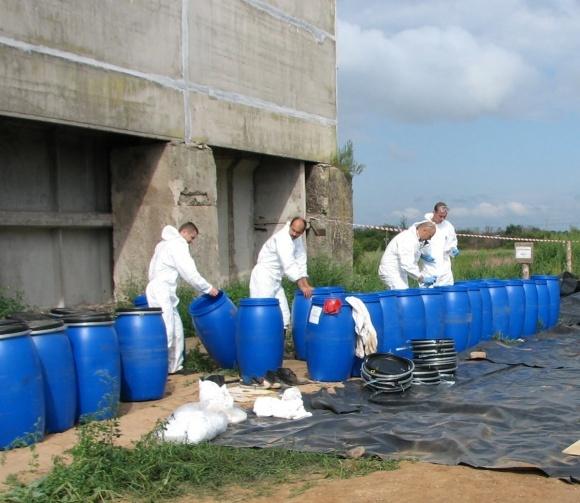 В Одесской области проведут утилизацию непригодных к использованию пестицидов фото, иллюстрация