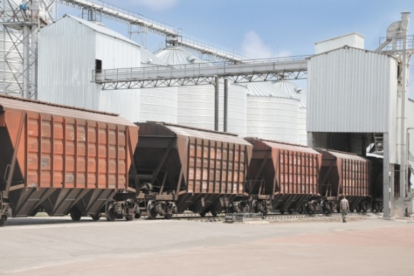 Збільшення припортових потужностей зберігання зернових вантажів стабілізує ритмічність їх перевезень, — Андрій Рязанцев фото, ілюстрація
