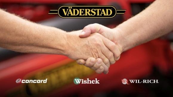 Väderstad выкупил американскую компанию «AGCO-AMITY JV» LLC  фото, иллюстрация