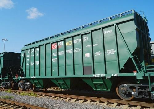 «Укрзалізниця» ввела в експлуатацію 10 модернізованих зерновозів фото, ілюстрація