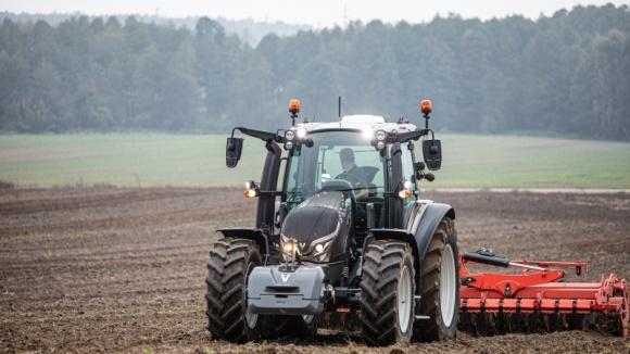 Нова серія G започаткувала 5 покоління тракторів Valtra фото, ілюстрація