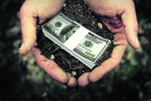 Владеем сказочным богатством. Посчитали стоимость украинского чернозема фото, иллюстрация