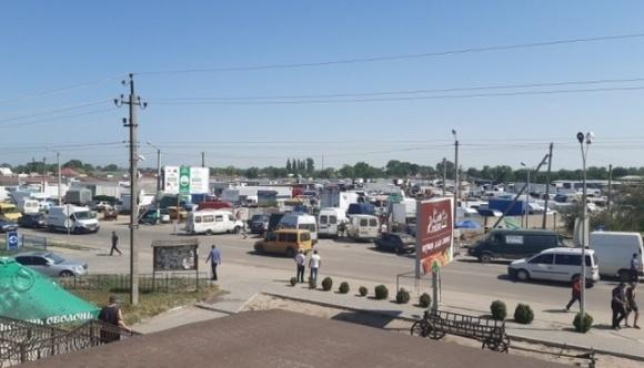 Відкрився найбільший на півдні України гуртовий овочевий ринок у Великих Копанях фото, ілюстрація
