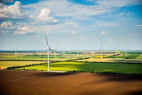 Найбільша вітроелектростанція України згенерувала 608,4 млн КВт·год електроенергії фото, ілюстрація