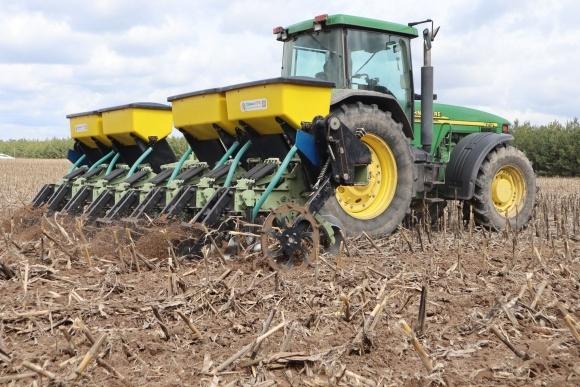 В Украине посеяли почти 3 млн га яровых зерновых фото, иллюстрация