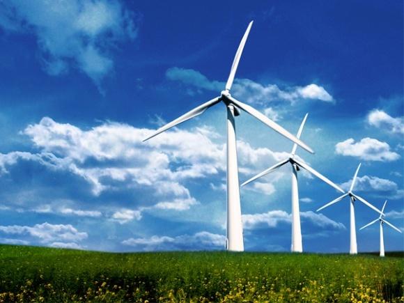 """""""Южмаш"""" будет производить ветрогенераторы и запчасти к солнечным батареям фото, иллюстрация"""