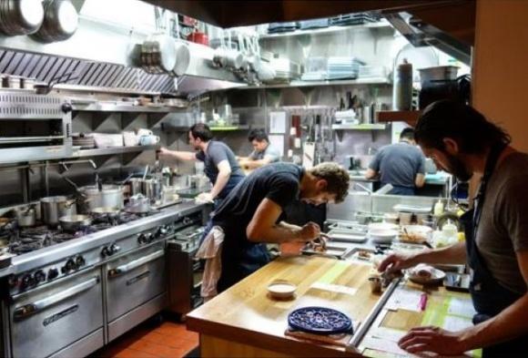 Мировой рынок Dark kitchen (виртуальные кухни) вырастет до $ 1,8 млрд к 2024 году фото, иллюстрация