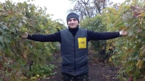 Разом із батьком вирощували до 60 сортів винограду, — Євген Вишня фото, ілюстрація