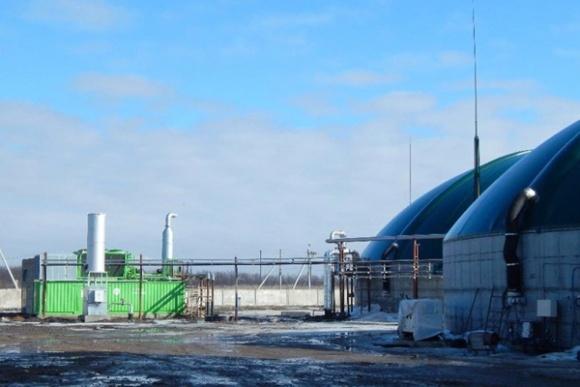 На Донетчине биогазовая станция будет утилизировать 100 т агроотходов ежесуточно фото, иллюстрация