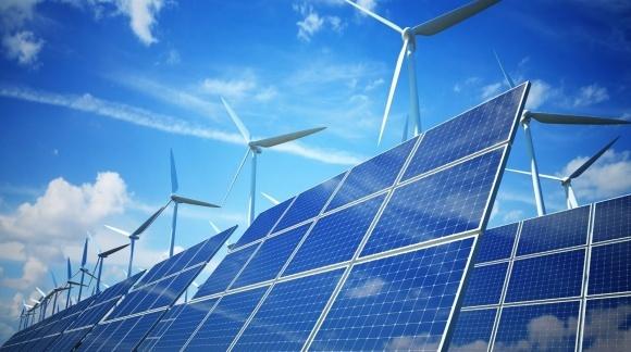 На Херсонщине в 2017-м построят 9 солнечных и 5 ветроэлектростанций фото, иллюстрация