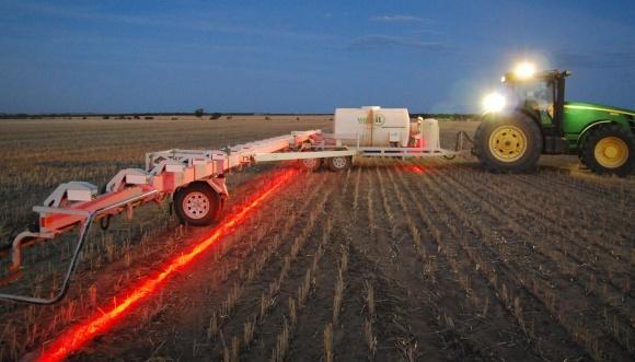 Як американський фермер заощаджує $70 тис. на гербіцидах фото, ілюстрація
