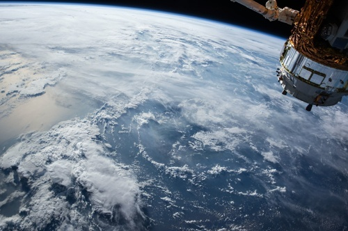 100% полів Кернел покрито супутниковим моніторингом фото, ілюстрація