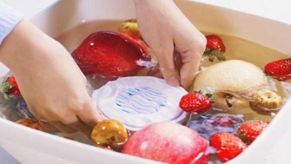 Китайці створили пристрій для очищення продуктів від залишків пестицидів фото, ілюстрація