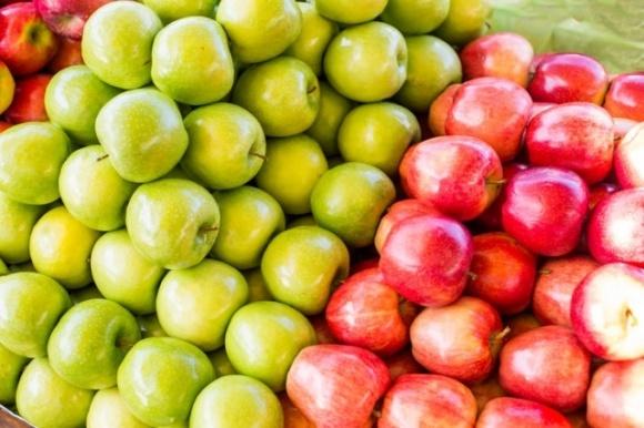 В Україні дорожчають яблука фото, ілюстрація