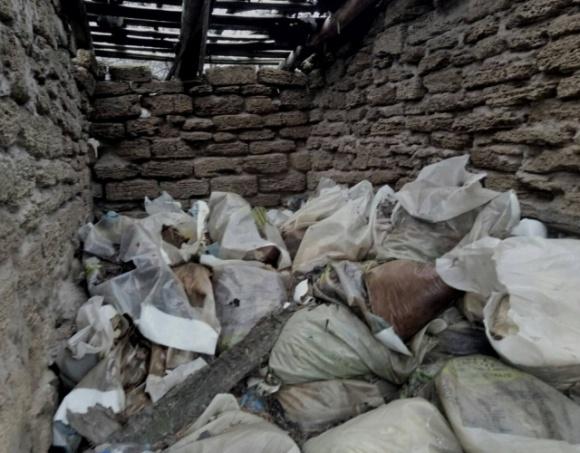 276 тонн небезпечних отрутохімікатів виявили на Чернігівщині фото, ілюстрація