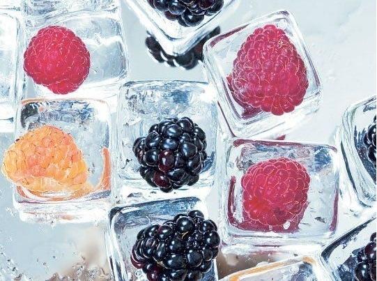 На Западной Украине прогнозируется активное развитие ягодной переработки фото, иллюстрация