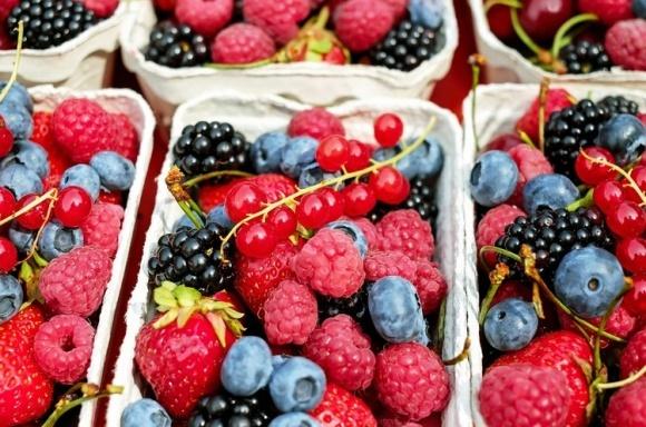 Експорт українських ягід за останні п`ять років виріс у десятеро фото, ілюстрація