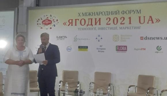 В Украине будет создана ассоциация «Украинская ягода»  фото, иллюстрация