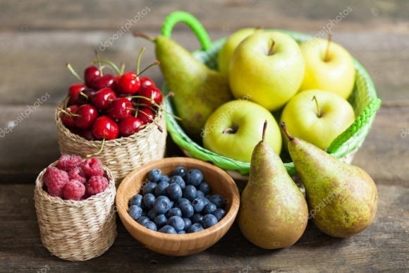 Украина планирует экспортировать 40 тыс. т свежих и замороженных ягод фото, иллюстрация