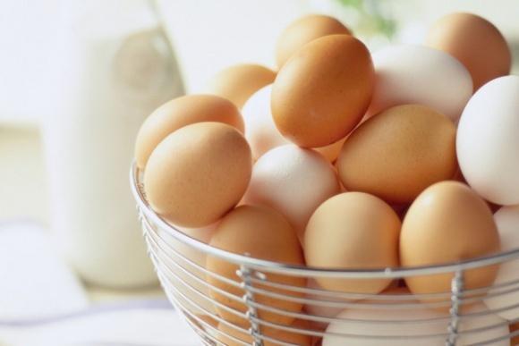 В Україні надлишок яєць фото, ілюстрація