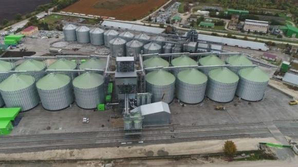 «Эпицентр Aгpo» запускает крупнейший маршрутный элеваторный комплекс в Хмельницкой области фото, иллюстрация