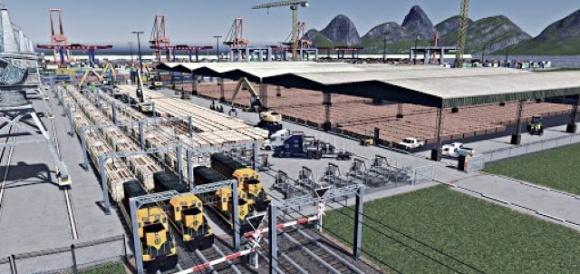 На угорсько-українському кордоні побудують найбільший в Європі залізничний термінал фото, ілюстрація