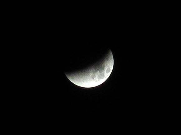Лише 5 хвилин: сьогодні місячне затемнення  фото, ілюстрація