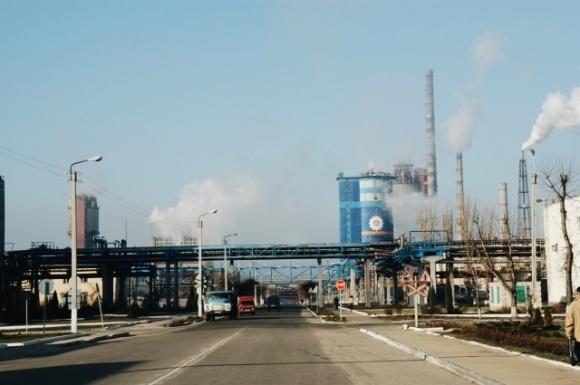 На Северодонецком «Азоте» запущен второй цех по производству аммиака фото, иллюстрация