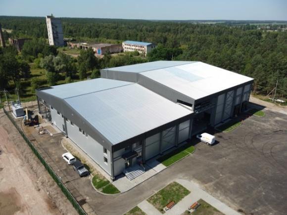 На Житомирщині ввели в експлуатацію високотехнологічний завод із заморожування ягід та фруктів  фото, ілюстрація