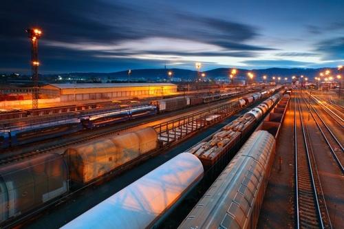 У 2018 році обсяг залізничних перевезень зерна в Україні скоротився майже на 8% фото, ілюстрація